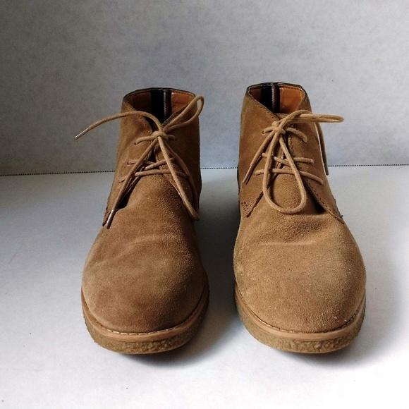 tommy hilfiger desert boots mens